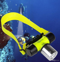 Underwater 2000 Lumen CREE XML T6 Headlamp LED Waterproof 20...