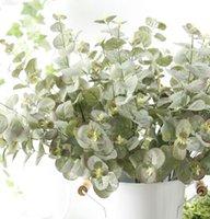 Kaufen Sie Im Grosshandel Eukalyptus Seidenblumen 2018 Zum Verkauf