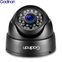 Kameras Gadinan HD 3MP Sony IMX323 Sensor 960P 720P Professionelle Micro-Kamera-IP-Dome-Infrarot-PoE-Funktion für CCTV-System-DVR