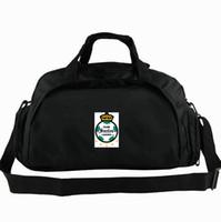 Açık sapan paketi yün Santos Laguna spor çantası Los Guerreros torbaları futbol kulübünün sırt çantası Futbol rozeti bagaj Spor omuz
