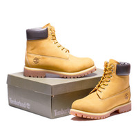 Timberland Leather Boot Mens Designer Fashion Running Shoes ...