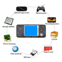 RETROGAME Mini Handheld Game Player 64bit 3. 0 inch LCD Porta...
