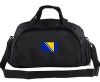 Босния сумку Герцеговины флаг страны баннер рюкзак сумка 2 способ осуществления камера Спорт плечо сумка эмблема слинг пакет