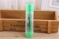 Fluoreszierender Kugelschreiber mit farbigem Aroma, rauer und kreativer fluoreszierender Stift mit Süßigkeitsfarben