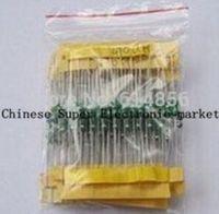 Inductores 1 / 4W, 1UH-1MH, 12valuesX10pcs = 120pcs, kit surtido de inductores