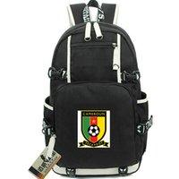 الكاميرون الكاميرون ظهره فريق دولة حزمة اليوم حقيبة مدرسية CMR لكرة القدم لكرة القدم حقيبة الكمبيوتر المحمول حقيبة الرياضة المدرسية خارج الباب Daypack حقيبة