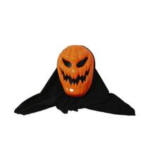 Abóbora de Halloween Assustador Terrível Horrível Creepy Realistic Fantasma Crânio Máscara Fantasias de Cosplay Partido Adereços Masquerade Suprimentos