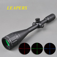 LEAPERS 6- 24x50 AOL Riflescope Tactical Optical Rifle Scope ...