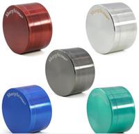 75MM cuatro capas de aleación de zinc multi color nuevo diente amoladora