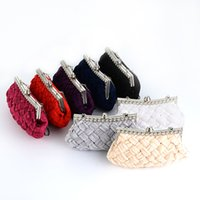 Designer Women' s Chain Day Clutches Wedding Evening Bag...