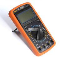 LCD 디지털 멀티 미터 DT9205A 전문 전기 휴대용 디지털 멀티 미터 테스터 Multimetro 전류계 Multitester