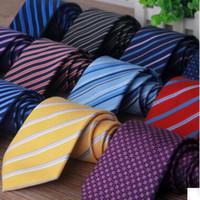 Moda Erkek Sıska Düz Renk Düz Saten Kravat Kravat Düğün Boyun Kravatlar Ok Kravatlar erkekler sevimli kravat İş Kravatlar Erkekler Şerit Kravatlar