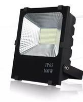 Новый светодиодный прожектор Led100w AC85-265V IP65 водонепроницаемый светодиодный прожектор для гаража Garden Square LLFA