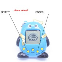 new 168 Pets Nostalgic Virtual Pet Cyber electric Digital Pe...