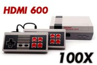 100X Coolbaby HD HDMI Out Retro Classic Game TV Video Console portatile Sistema di intrattenimento Giochi classici per NES Mini Game F-JY