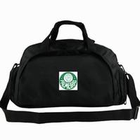 Palmeiras spor çantası Sociedade Esportiva kulübü tote SP Futbol 2 yönlü kullanım sırt çantası Futbol çantası Takım omuz duffle Spor sapan paketi
