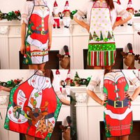 Christmas Funny Cooking Kitchen Apron Sexy Dinner Party Baki...