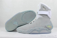 Air Mag Sneakers Marty McFly' s LED Shoes The Future Glo...