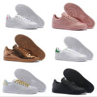 Wholesale Stan Smith 2018 Top Quality M20324 Female Flat Lea...