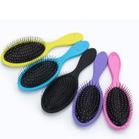 Haarverlängerungskamm-Schleife-Bürsten für menschliche Haarverlängerungen Perücken Schleife Bürsten in Make-up-Bürsten Werkzeuge S168