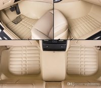 Infiniti ESQ Nissan Juke için yüksek kaliteli araba paspaslar aksesuarları 3D araba-styling ağır kilim halı ayak kılıfı gömlekleri (2014-