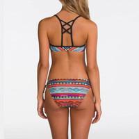 Sexy Lady Girl Frauen Bikini Bademode Set Push-up gepolsterter BH Badeanzug Baden oben unten