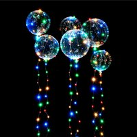 Instagram Hot sale led ballons light bright light up balloon...