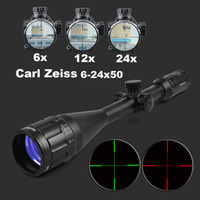 Carl ZEISS 6- 24X50 Red Green Dot Sight Scope Illuminated Opt...