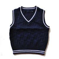 Marcas Niños Polos Suéter Moda Niños Suéter Baby Tops Ropa Chicas Outerwear Sweaters Boys Polos Chest Suéteres