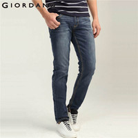 Giordano Men Stretchy Jeans Slim Tapered Jeans for Men Brand...