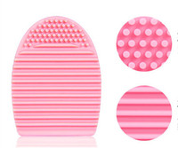 NEW ARRIVAL BRUSHES CLEANER brush gel cleaner brush egg high...