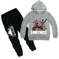 Best Game Fortnite Hoodies Suits Kids Children Battle Royale...