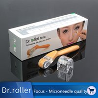 2018 - Amazon Special - Microneedle Roller 64 / Importer Dr Roller / Insertion de aiguilles