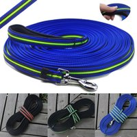 Durable Dog Tracking Training Long Lead Leash with Padded Ha...