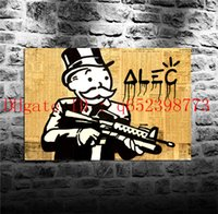 Alec Monopoly Png, Home Decor HD Printed Modern Art Painting ...