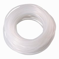 Venta al por mayor- 10 m / lote 3 x 2 mm Mimaki jv3 / jv4 / jv22 / jv33 / JV5 tubo de tinta solvente -Para solvente / eco solvente / tinta a base de agua + 2 piezas hisopo de algodón