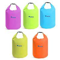 Tragbare Wasserbeutel 20L 40L 70L Wasserdichte Lagerung Trocken Taschen für Kanu Kajak Rafting Sport Outdoor Camping Ausrüstung Reise Kit OOA4985