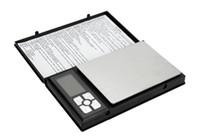 휴대용 LCD 디지털 저울 500g / 0.01g 전자 주얼리 무게 가중치 다이아몬드 포켓 저울 20pcs