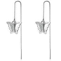 EH167 ROSE GOLD Überzogene Ohrringe Kristall Ohrring Kronleuchter Mode Ohrringe baumeln Luxus Designer Ohrring Designer Juwel