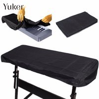 Yuker 88 Key Electronic Piano Keyboard Cover on Stage Dustpr...