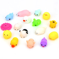 Mochi Squishy Toys, Kawaii Squishys Pack Mochi Animals Stres...