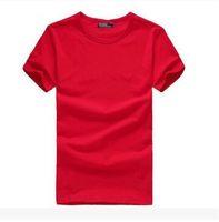 2018 nuova vendita calda o-collo moda estate t shirt a maniche corte uomo di alta qualità ricamo coccodrillo casual tees top marca t-shirt da uomo panno