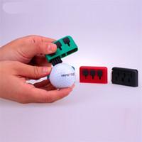 Bolso Carry Golf Putter Cunha Bola Escova De Limpeza 3 Em 1 PP Hair Portátil Ferramenta De Limpeza 1 8yh WW