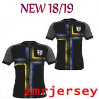 2018 2019 camiseta de fútbol Parma DEZI BARAYE CALAIO SILIGARDI 18 19 Parma  Calcio 1913 3ª 5318e9f6825ec