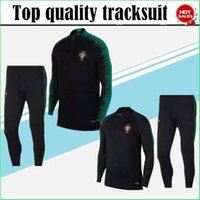 2018 World Cup Portugal soccer tracksuit 18- 19 PORTUGAL Trai...