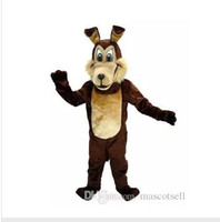2018 High quality Wolf mascot costume adult size factory cus...
