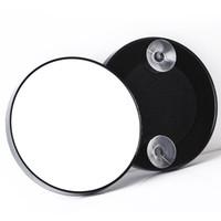10 X Lupa Espelho de parede pequeno Espelho compacto redondo com duas ventosas / ventosas