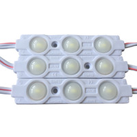 IP68 Samsung SMD 5630 5730 led module publicité lampe lumière 1.5W 3Leds Signe Rétro-éclairage Imperméable 12V blanc puce SAMSUNG
