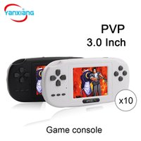 10PCS Handheld Game Console Portable Game Players Best Gift ...