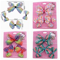 2018 cute hair accessories for children christmas gifts sets...